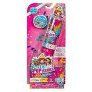 Party Popteenies Double Pack Surprise Poppers Girls Doll Toy Gift For Kid's R1