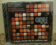 Gbh Funky House Music By Anthony Mac Cd Topaz Records Free Shipping