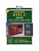 The Talking Audio Bible Player New International Version As Seen On Tv