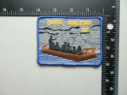 Howe Caverns New York Boat Ride Caves Tour Souvenir Collectible Patch