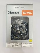 36rs 66 Stihl 3/8 18 In New Chainsaw Chain Saw .063 72 18 Inch Blade Aggressive