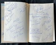 1945 John Steinbeck The Red Pony 1st Signed By Entire Cast And Crew Of 1949 Film