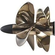 Volvo Penta T6 3861106 Duoprop Rear Nibral Propeller For Ips Drives 4 Blade