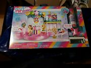 Party Popteenies - Poptastic Party Playset And Bonus Double Surprise Popper