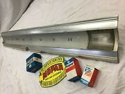 1967 Plymouth Belvedere Finish Panel Tail Panel Trunk Lid Trim Molding B-body