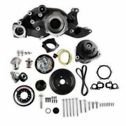 Holley 20-202bk Premium Mid-mount Race Accessory System-black Finish New