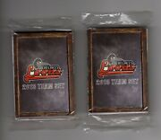 2 2013 Great Lakes Loons Minor League Team Sets W/ Corey Seager And Julio Urias