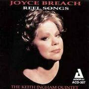 Breachjoyce Inghamkeith Reel Songs Audio Cd