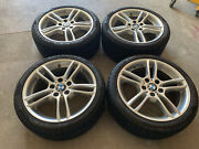 Bmw 135i Winter Rims And Tires Tpms Run Flats