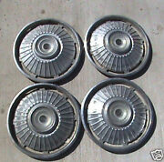 60and039s 65 66 67 68 69 70 Chevy Impala Bel Air 14 Hubcaps