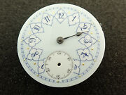 Vintage 18 Size Illinois Plymouth Pocket Watch Movement Grade 79 - Not Running
