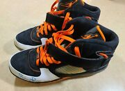 2013 Andruw Jones Wbc Game Used Pe Air Jordan Autographed Cleats Holo Fusion V