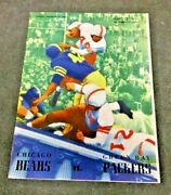 1954 Chicago Bears Vs Green Bay Packers Official Nfl Program At Wrigley Football