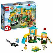 Lego Lego Toy Story 4 Buzz And Adventures Of Bo-peep Playgroun... From Japan