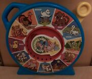 1989 Mattel See N' Say The Farmer Says Animal Sounds