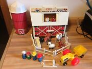 Vintage 1967 Fisher Price Play Family Farm 915 Little People