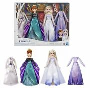 Nib Disney's Frozen 2 Anna And Elsa Royal Fashion, Clothes And Accessories