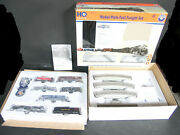 Lionel Nickel Plate Fast Freight Ho Set 1951010