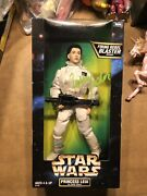 Carrie Fisher Princess Leia Autographed Hand Signed 12andrdquo Hoth Figure Nos 1998