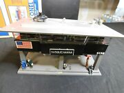 Lionel O Gauge 419r Heliport Modified, Detailed Susquehannaw/extra Accessories