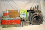 Kirby Sentria Vacuum Cleaner With Many Carpet Attachments G10d