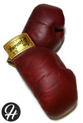 Winning Boxing Glove 8 Oz 60and039s-70and039s Red Old Logo Used