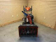 27 Scratched And Dent Husqvarna St427 Pro 2 Stage Snow Blower