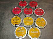 5 Sealed Tins Of Altoids Tangerine Sours And 5 Sealed Tins Of Apple Sours