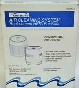 Kenmore Air Cleaning System Replacement Hepa Pre-filter 2 Pack 32831333283134
