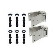 Door Hinge Set For 1932-34 Ford Truck - Fits Driver And Passenger
