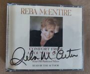 Rare Signed Reba Mcentire Comfort From A Country Autographed Cd