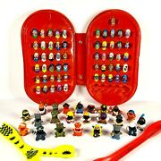 Mighty Beanz Lot - Beans Ramps Costumes - Special Editions Marvel Dino And More