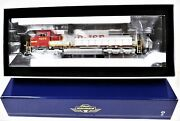 Ho Scale Athearn Genesis G70544 Bnsf Warbonnet 8275 Sd75m Dcc Ready