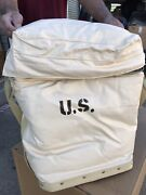 Us Military Desert Tan 5 Gallon Water Can Insulated Carry Bag/container New