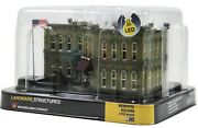 N Scale Woodland Scenics Br4930 Municipal Building Built-and-ready Structures