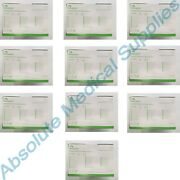 600-pieces Molnlycke Barrier Medical Face Mask Standard Green Type 2 Ii 42391
