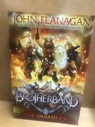 Brotherband Book, John Flanagan ,the Invaders Best Seller New Cheapest