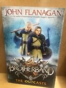 Brotherband Book, John Flanagan ,the Outcasts Best Seller New Cheapest