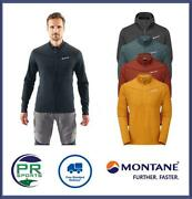 Brand New 2021 Montane Mens Protium Pull-on Thermo Top