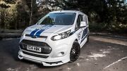 Ford Transit Connect Add-on Body Kit For The Swb/lwb Models
