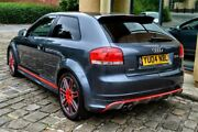 Awesome Rs3 Style Full Body Kit Audi