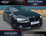 Bmw Coupe Bodykit For 3 Series E92 Coupe Lip Kit Bmw E93 Rear Bumper Add On
