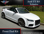 Audi Tt Mk2 8j To Mk3 Rs Style Convertible/coupe Front End Conversion Body Kit