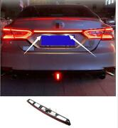 For Toyota Camry 18-2020 Led Door Trunk Runs Through Taillight Accessories Cover