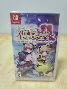 Atelier Lydie And Suelle The Alchemists And The Mysterious Paintings Switch New