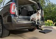 Petsafe Happy Ride Dog Hitch Step - Easy To Install On Any 2 Inch Vehicle Hitch