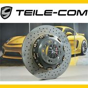 Porsche 911 991 C2s/4s/turbo/cayman Gt4 Pccb Ceramic Brake Disc Re