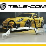 Top + Orig. Porsche 981 Boxster Roll Bar Complete/roll-over Bar Complete