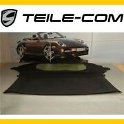 Orig. Porsche 986 Boxster Year 1997-2002 Hood Covering With Rear Window Black