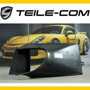 50 Porsche Carrera Gt 980 Air Duct Side Left / Lateral Left